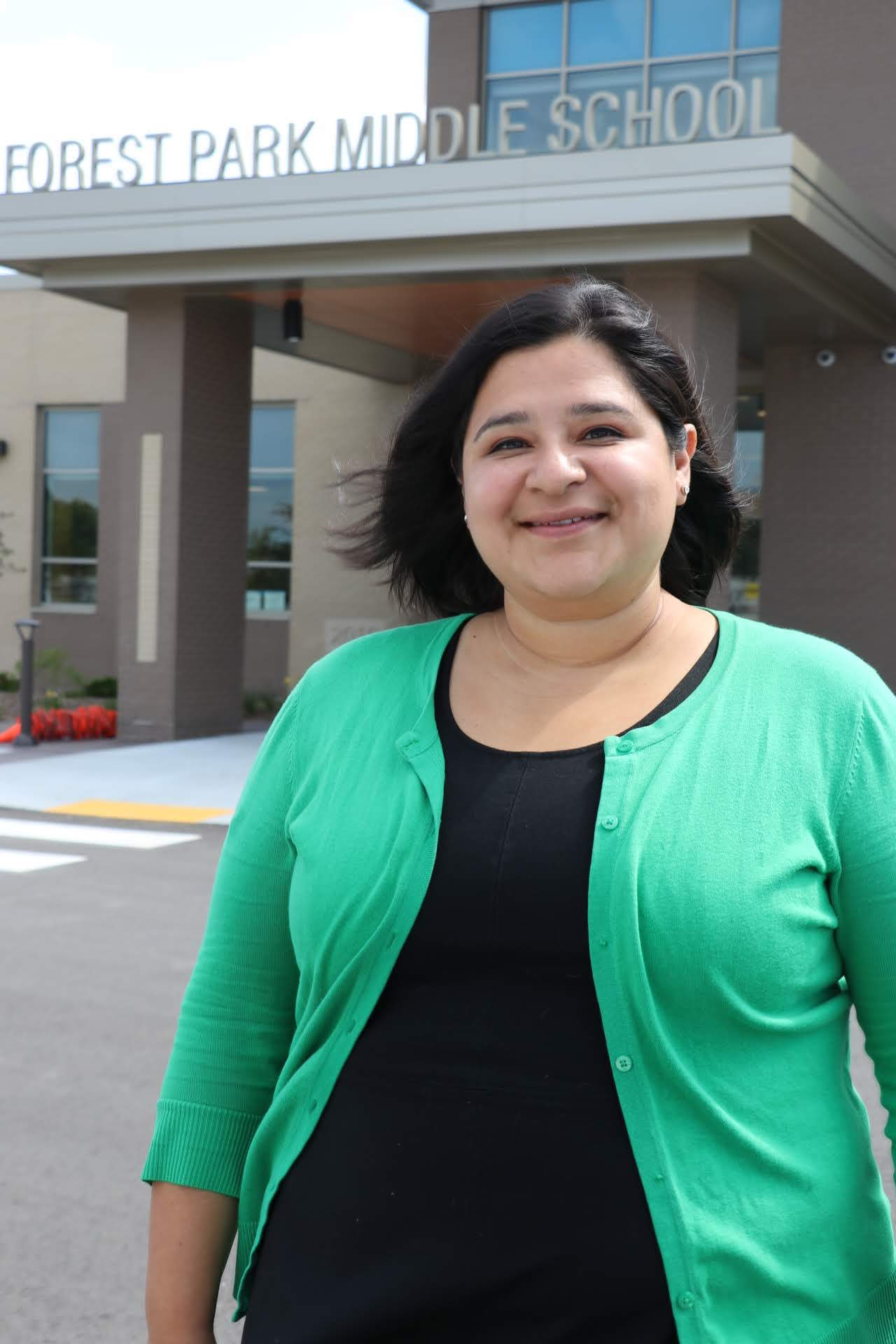 Picture of Alejandra Krolick, Associate Principal