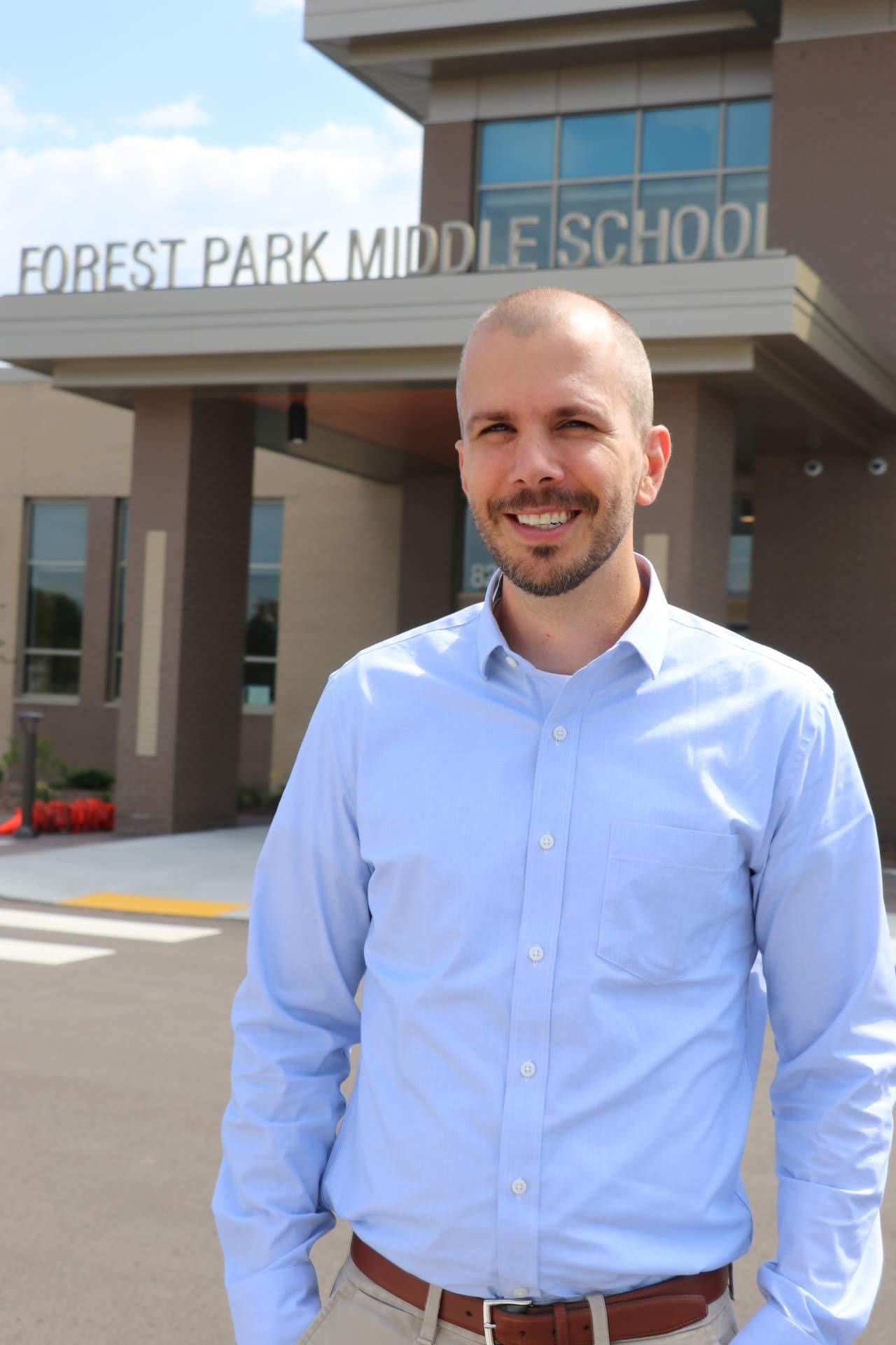 Picture of Jake Misiak, Assistant Principal