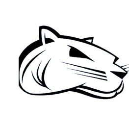 Pleasant View Panther Logo